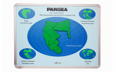 Ako vznikala PANGEA