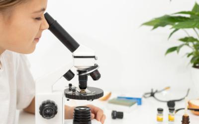 Ako vybrať správny mikroskop pre dieťa?