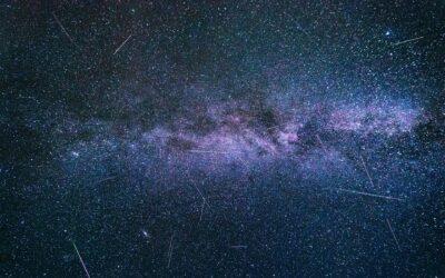 Budú padať hviezdy – niečo si želajte